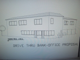 Drive-Thru Bank & Offices. Coral Springs
